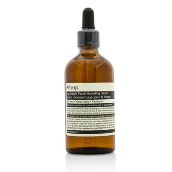 Lightweight Facial Hydrating Serum - For Combination, Oily / Sensitive Skin (100ml/3.4oz)