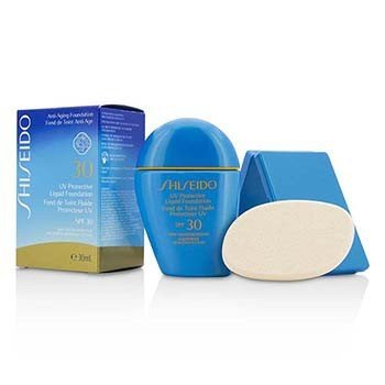 Shiseido УФ Защитная Жидкая Основа SPF30 - # SP70 Dark Ivory 30ml/1oz