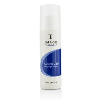 Image Clear Cell Salicylic Gel Cleanser 177ml/6oz