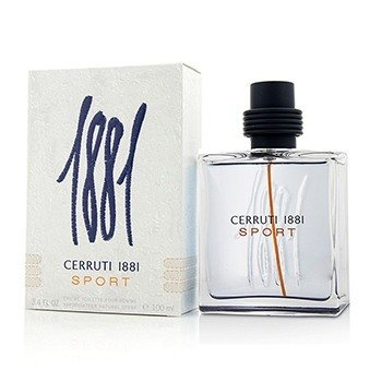 Cerruti Cerruti 1881 Sport EDT Spray 100ml/3.4oz  men