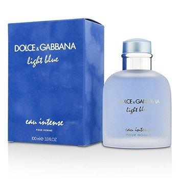 Dolce  Gabbana Light Blue Eau Intense Pour Homme Eau De Parfum Spray 100ml/3.3oz