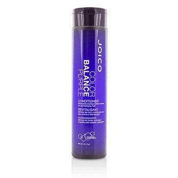 Color Balance Purple Conditioner (Eliminates Brassy/Yellow Tones on Blonde/Gray Hair) (300ml/10.1oz)