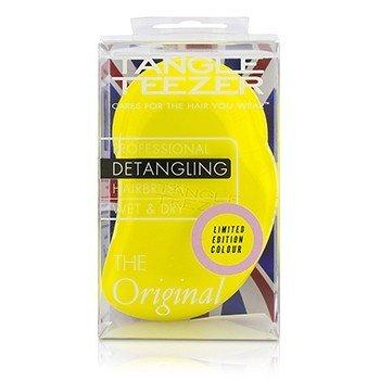 Tangle Teezer The Original Распутывающая Щетка для Волос - # Lemon Sherbet (для Влажных и Сухих Волос) 1pc