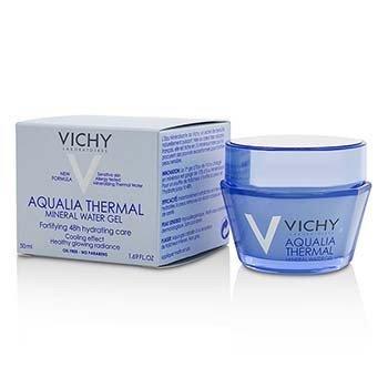 Vichy Aqualia Thermal Минеральный Гель - Укрепляющий 48ч Увлажняющий Уход 22076 50ml/1.69oz