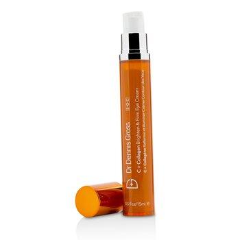 C + Collagen Brighten & Firm Eye Cream (15ml/0.5oz)