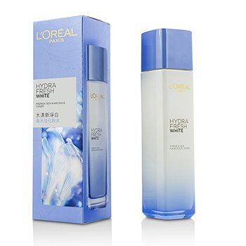 LOreal Hydra Fresh White Sea Narcissus Тоник 130ml/4.3oz