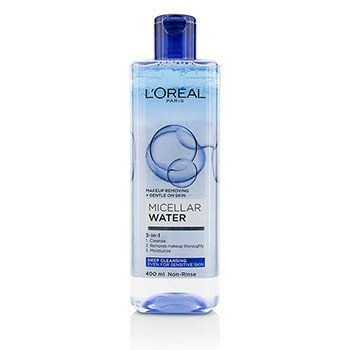 3-In-1 Micellar Water (Deeping Cleansing) - Even For Sensitive Skin (400ml/13.3oz)