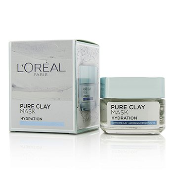 Pure Clay Hydration Mask (50g/1.7oz)