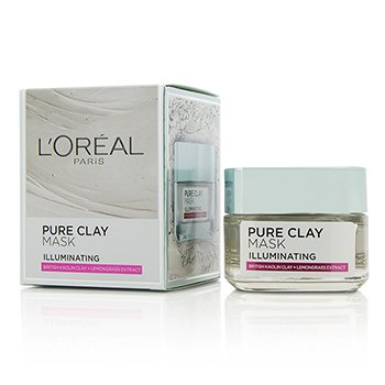 Pure Clay Illuminating Mask (50g/1.7oz)