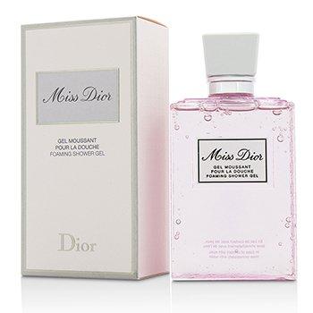 Christian Dior Miss Dior Foaming Shower Gel 200ml/6.8oz