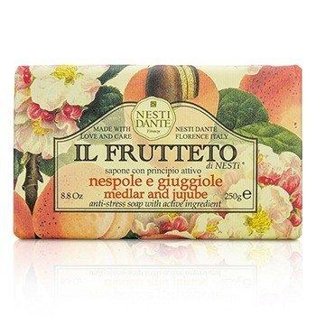 Il Frutteto Anti-Stress Soap - Medlar & Jujube (250g/8.8oz)