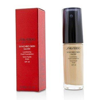 Shiseido Synchro Skin Glow Сияющая Основа Флюид SPF 20 - # Rose 1 30ml/1oz