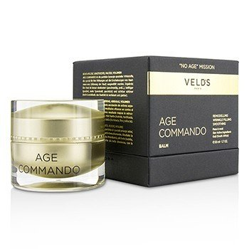 Age Commando 'No Age' Mission Balm - For Face & Neck (50ml/1.7oz)