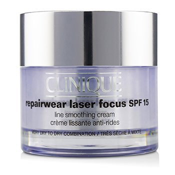 Repairwear Laser Focus Line Smoothing Cream SPF 15 - Very Dry To Dry Combination (50ml/1.7oz)