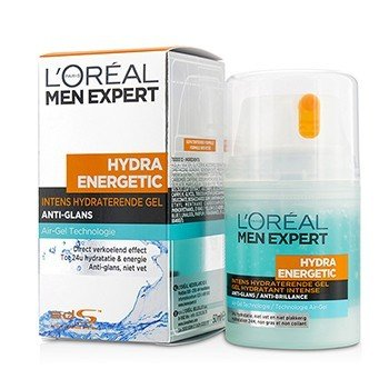 LOreal Men Expert Hydra Energetic Интенсивный Увлажняющий Гель 50ml/1.7oz