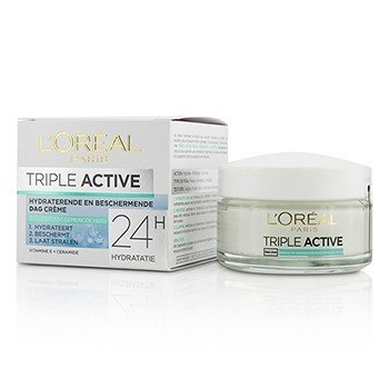 Triple Active Multi-Protective Day Cream 24H Hydration - For Normal/ Combination Skin (50ml/1.7oz)