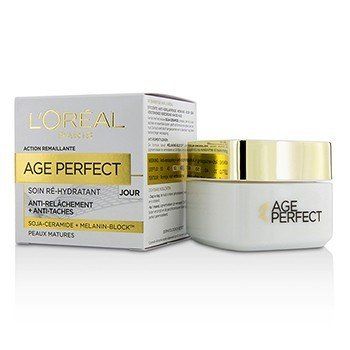 Age Perfect Re-Hydrating Day Cream - For Mature Skin (50ml/1.7oz)