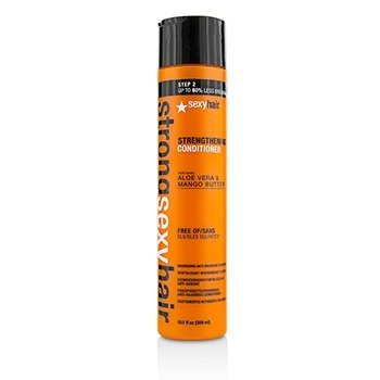Strong Sexy Hair Strengthening Nourishing Anti-Breakage Conditioner (300ml/10.1oz)