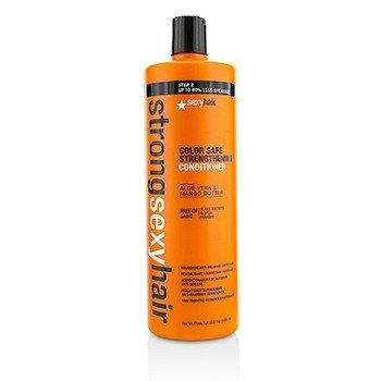 Strong Sexy Hair Strengthening Nourishing Anti-Breakage Conditioner (1000ml/33.8oz)
