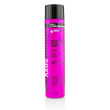 Sexy Hair Concepts Vibrant Sexy Hair Color Lock Шампунь для Сохранения Цвета 300ml/10.1oz