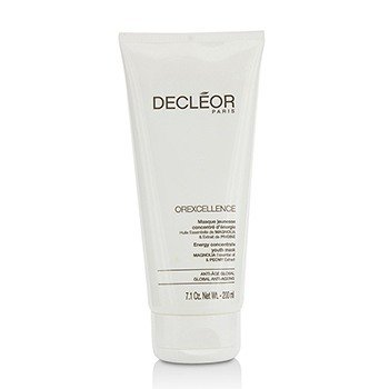 Decleor 思妍麗 完美抗痕面膜 Orexcellence Energy Concentrate Youth Mask (美容院裝) 200ml/7.1oz - 面膜