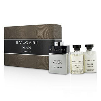Man Extreme Coffret: Eau De Toilette Spray 60ml/2oz + After Shave Balm 40ml/1.35oz + Shower Gel 40ml/1.35oz (3pcs)