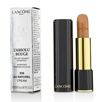 L' Absolu Rouge Hydrating Shaping Lipcolor - # 239 Au Naturel (Cream) (3.4g/0.12oz)