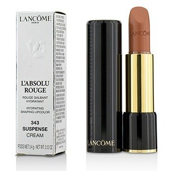 L' Absolu Rouge Hydrating Shaping Lipcolor - # 343 Suspense (Cream) (3.4g/0.12oz)