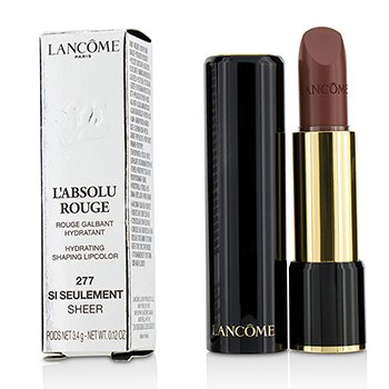 L' Absolu Rouge Hydrating Shaping Lipcolor - # 277 Si Seulement (Sheer) (3.4g/0.12oz)