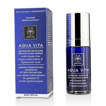 Apivita Aqua Vita Увлажняющая Восстанавливающая Сыворотка 30ml/1oz