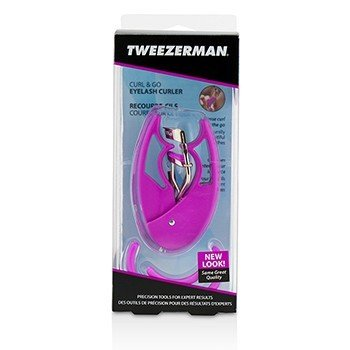Tweezerman Curl  Go Щипчики для Завивки Ресниц -