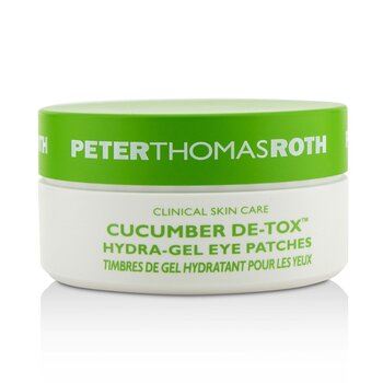 Cucumber De-Tox Hydra-Gel Eye Patches (30pairs)