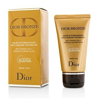 Dior Bronze Self-Tanning Jelly Gradual Sublime Glow Face (50ml/1.7oz)