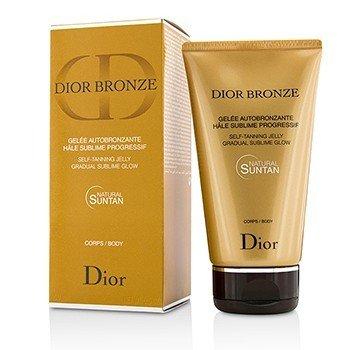 Dior Bronze Self-Tanning Jelly Gradual Sublime Glow Body (150ml/5.5oz)