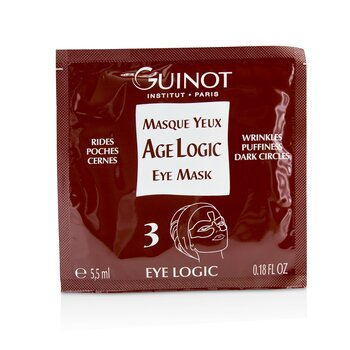 Guinot Masque Yeux Age Logic Маска для Контура Глаз 4x5.5ml/0.18oz