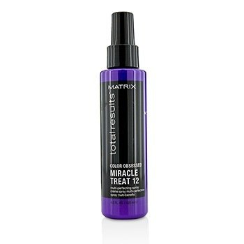 Matrix Total Results Color Obsessed Miracle Treat 12 (Совершенствующий Спрей) 125ml/4.2oz