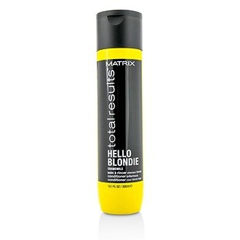 Total Results Hello Blondie Chamomile Conditioner (For Brillance) (300ml/10.1oz)