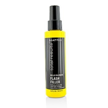 Matrix Total Results Hello Blondie Flash Filler (Укрепляющий Спрей для Блеска) 125ml/4.2oz