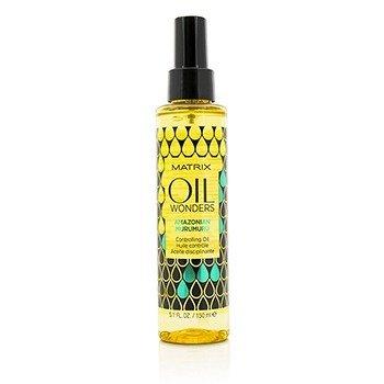 Matrix Oil Wonders Amazonian Murumuru Разглаживающее Масло для Волос 150ml/5.1oz