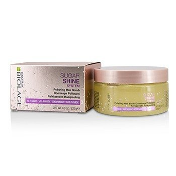 Biolage Sugar Shine System Polishing Hair Scrub (220g/7.6oz)