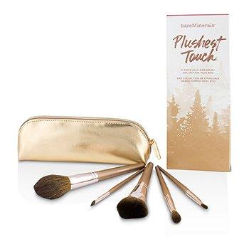 Plushest Touch 5 Piece Brush Collection (4pcs)