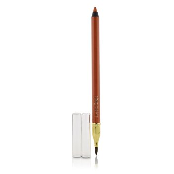 Le Lip Liner Waterproof Lip Pencil With Brush - #66 Orange Sacree L7033400 (1.2g/0.04oz)
