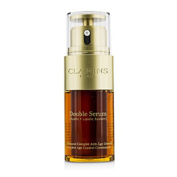 Double Serum (Hydric + Lipidic System) Complete Age Control Concentrate (30ml/1oz)