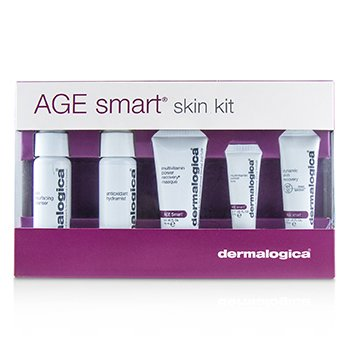 Age Smart Skin Kit (1x Cleanser, 1x HydraMist, 1x Recovery Masque, 1x Skin Recovery SPF 50, 1x Power Firm) (5pcs)