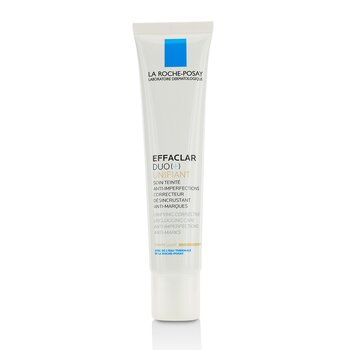 Effaclar Duo (+) Unifiant Unifying Corrective Unclogging Care Anti-Imperfections Anti-Marks - Light (40ml/1.35oz)