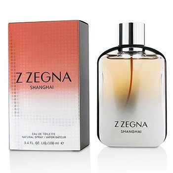 Z Zegna Shanghai Eau De Toilette Spray (100ml/3.3oz)