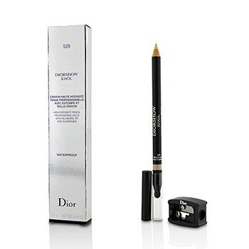 Diorshow Khol Pencil Waterproof With Sharpener - # 529 Beige Khol (1.4g/0.04oz)
