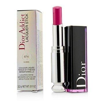 Dior Addict Lacquer Stick - # 674 K Kiss (3.2g/0.11oz)