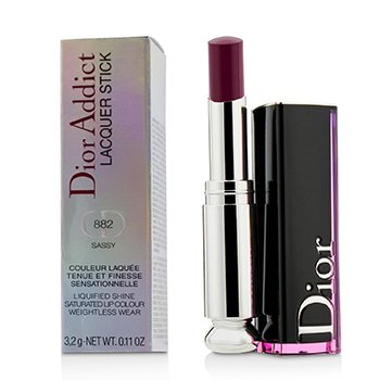 Dior Addict Lacquer Stick - # 882 Sassy (3.2g/0.11oz)