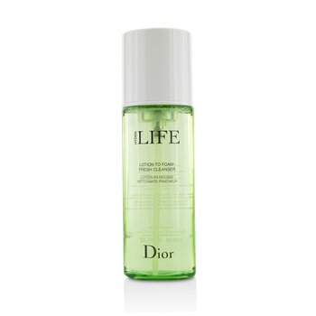 Hydra Life Lotion To Foam - Fresh Cleanser (190ml/6.3oz)